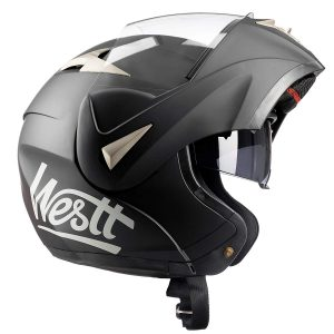 casco integral scooter